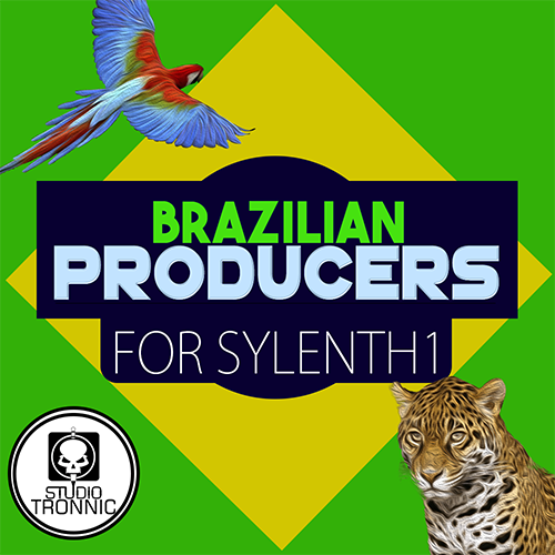 Brazilian Producers for Sylenth Vol.01