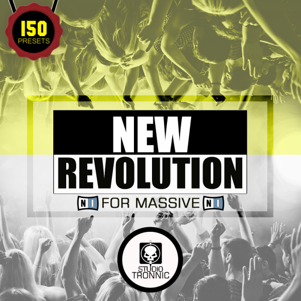 New Revolution Massive Soundbank