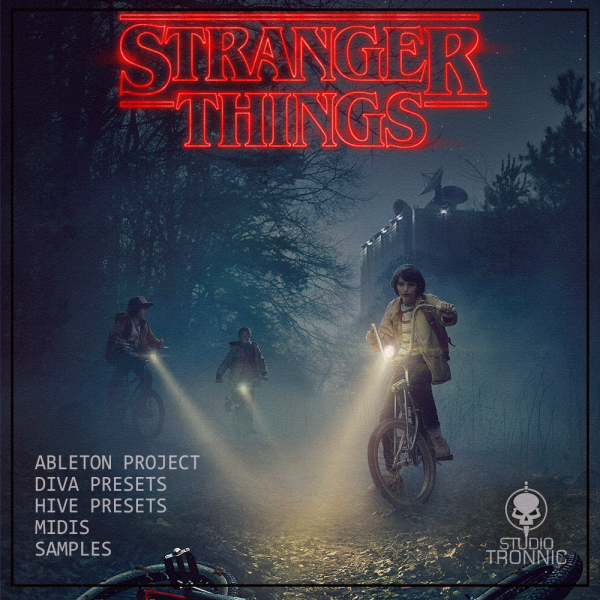 Stranger Things Theme Ableton Remake