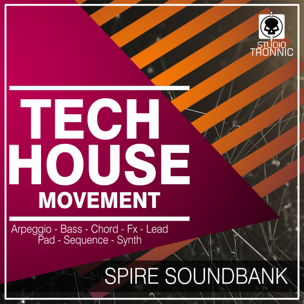 Tech House Movement for Spire