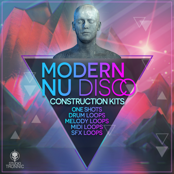 Modern Nu Disco Construction Kits