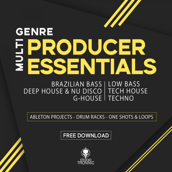 Producer Essentials Multi-Genre FREE