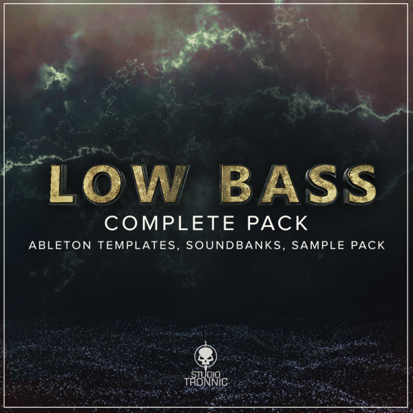 Low Bass Complete Pack Multiformat