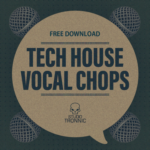Tech House Vocal Chops FREE