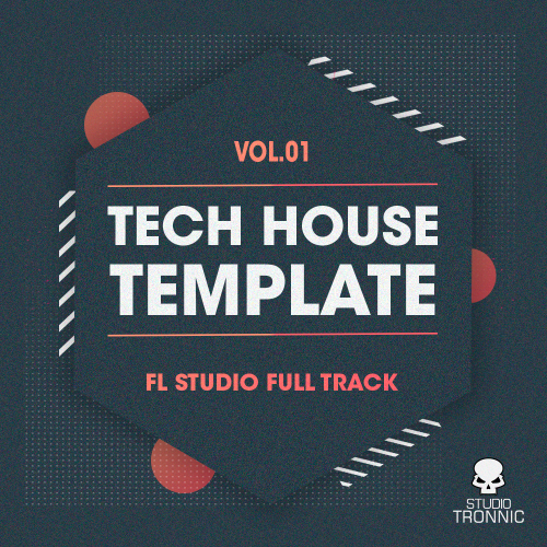 Tech House Template Vol.01