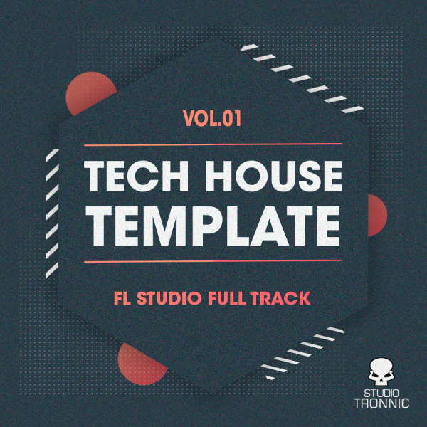 Tech House Template