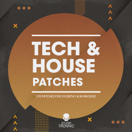 Tech & House Patches