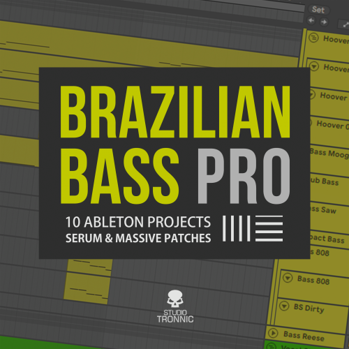 Brazilian Bass Archives - Studio Tronnic | Templates