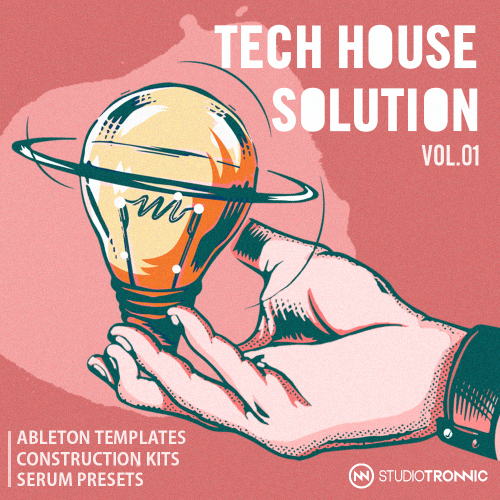Tech House Solution Vol.01