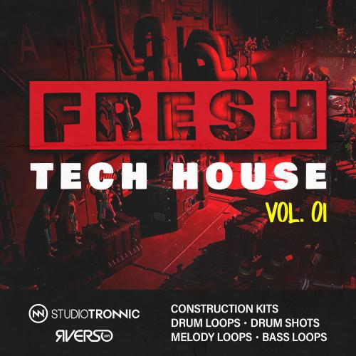 Fresh Tech House Vol.01 Sample Pack